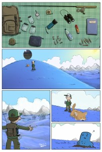 Zoolog page 2-4 (unlettered)